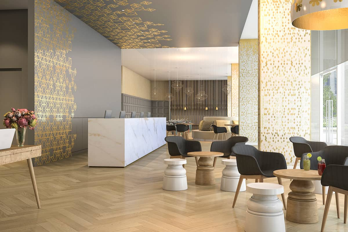 Leisure and Hospitality Flooring