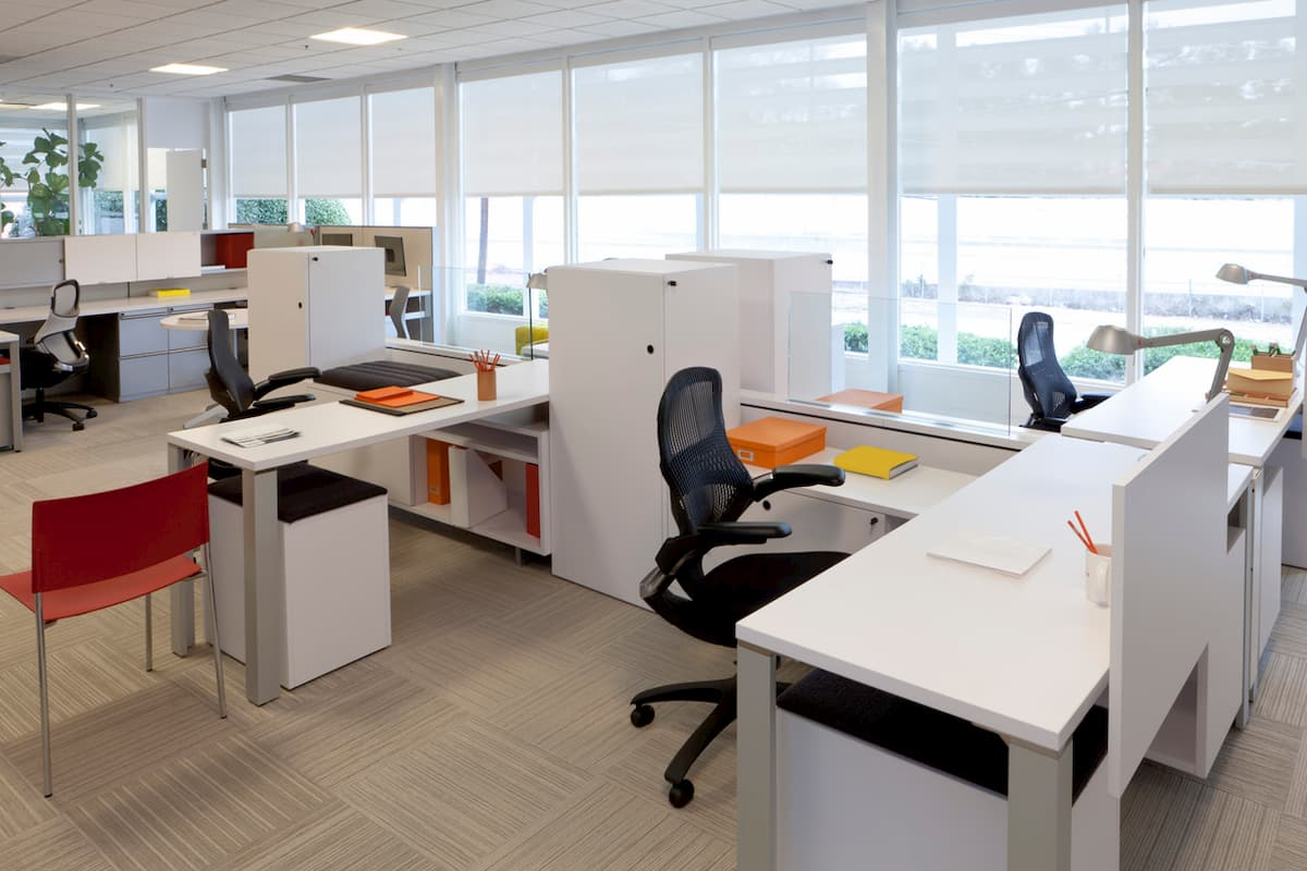 Business Centre and Office Flooring
